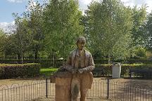 James Watt Statue, Glasgow, United Kingdom