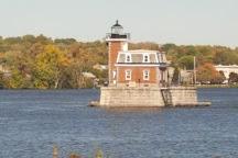 The Hudson-Athens Lighthouse, Athens, United States