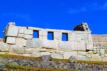 Temple of the Three Windows, Machu Picchu, Peru