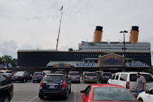 Titanic Museum Attraction, Pigeon Forge, United States