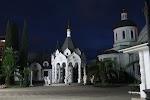 Церковь Иконы Божией Матери Иверская, Приморская улица, дом 3/9 на фото Сочи