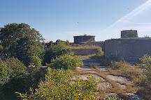 Fort Totleben, Kronshtadt, Russia