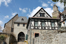 Burg Kronberg, Kronberg im Taunus, Germany