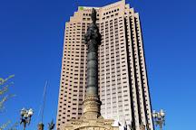Public Square, Cleveland, United States