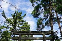 Amano-Hashidate-Jinja Shrine, Miyazu, Japan