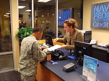 Navy Federal Credit Union - ATM Payday Loans Picture