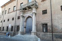 Palazzo Prosperi-Sacrati, Ferrara, Italy