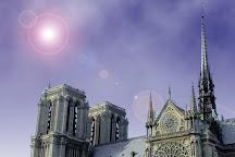 Cathédrale Notre-Dame de Paris, Paris, France