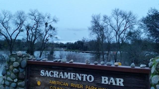 American River Parkway - Sacramento Bar