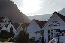 Sognefjord Akvarium, Balestrand, Norway