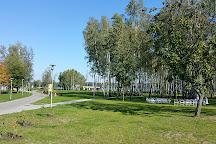 Waterpark Lebyazhy, Minsk, Belarus