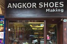 Angkor Shoes Making, Siem Reap, Cambodia
