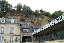 Grandes Caves Saint Roch - Blanc Foussy, Rochecorbon, France