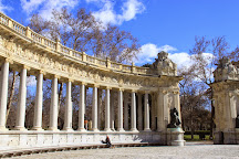 Monumento a Alfonso XII, Madrid, Spain