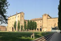Ara del monumento a Giuseppe Verdi, Parma, Italy