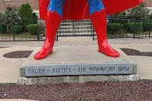 Superman Statue, Metropolis, United States