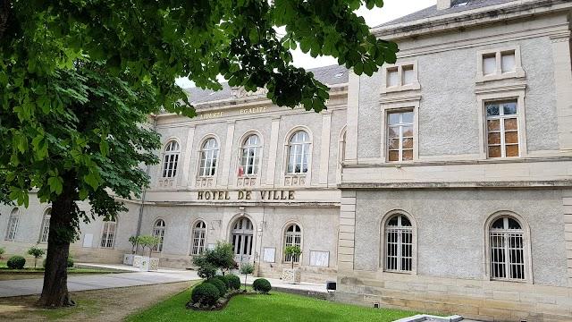 Mairie de Villefranche de Rouergue