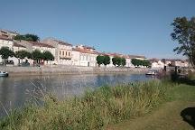 Port Miniature, Saint Savinien sur Charente, France