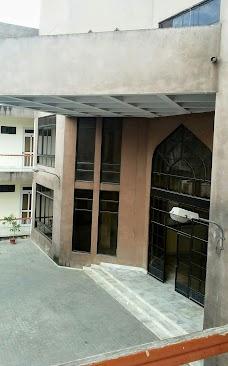 Federal Judicial Academy islamabad