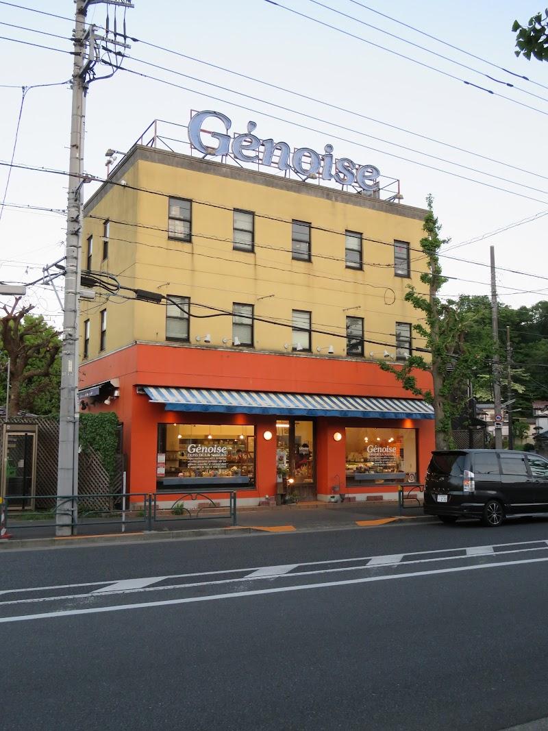ジェノワーズ洋菓子本店
