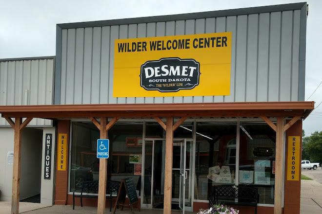Wilder Welcome Center, De Smet, United States