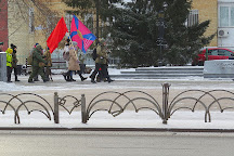 Monument to students from Tyumen Shools Who Did Not Come Back From The War, Tyumen, Russia
