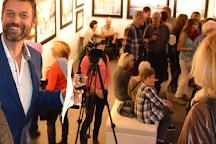 Galerie d'art Iris, Baie-St-Paul, Canada