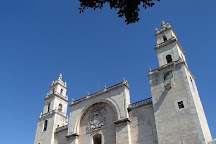 Merida Cathedral, Merida, Mexico