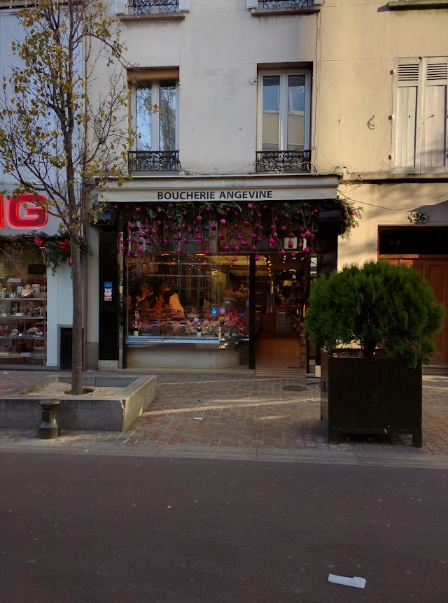 Boucherie Angevines