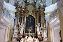 Church of St. Mary Magdalene, Karlovy Vary, Czech Republic