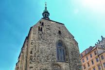 Kostel svateho Vaclava na Zderaze, Prague, Czech Republic