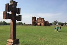 Ruins of Sao Miguel das Missoes, Sao Miguel das Missoes, Brazil