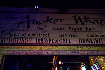 The Angkor What? Bar, Siem Reap, Cambodia