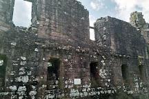 Morton Castle, Dumfries, United Kingdom