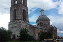 Church of the Prophet Elijah, Suzdal, Russia