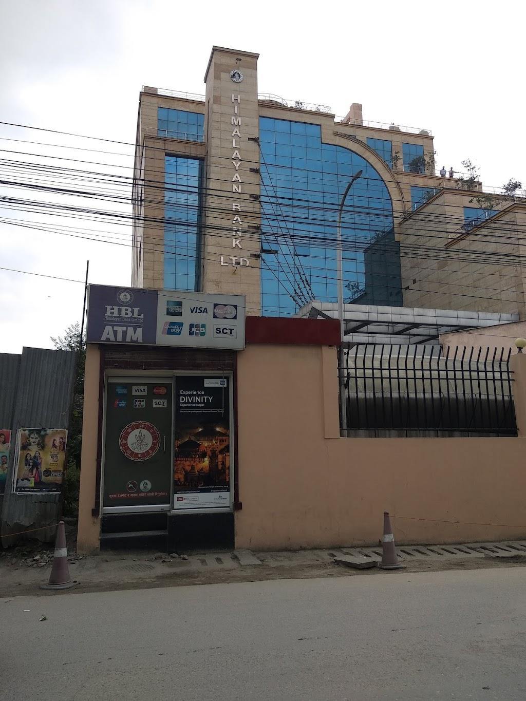 Фото Катманду: Himalayan Bank ATM