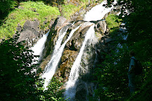 Cascade du Lutour, Cauterets, France