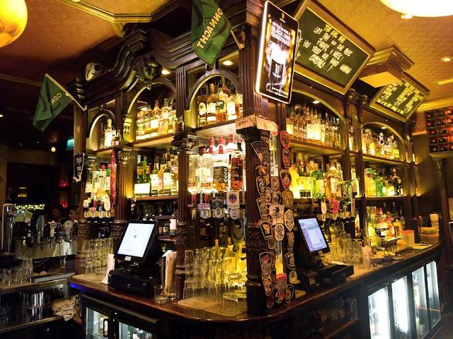 The Dáil Bar
