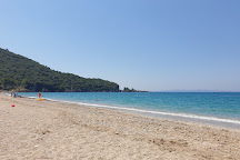 Karavostasi Beach, Perdika, Greece