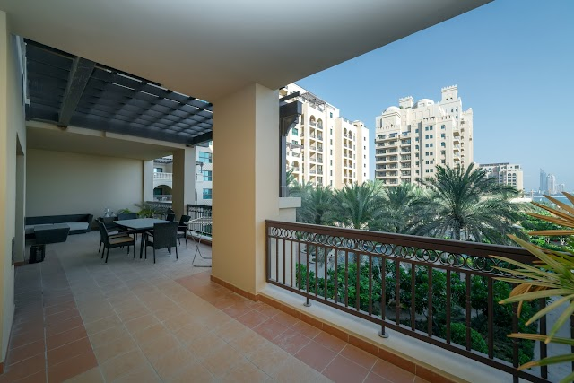 The Fairmont Palm North Residence