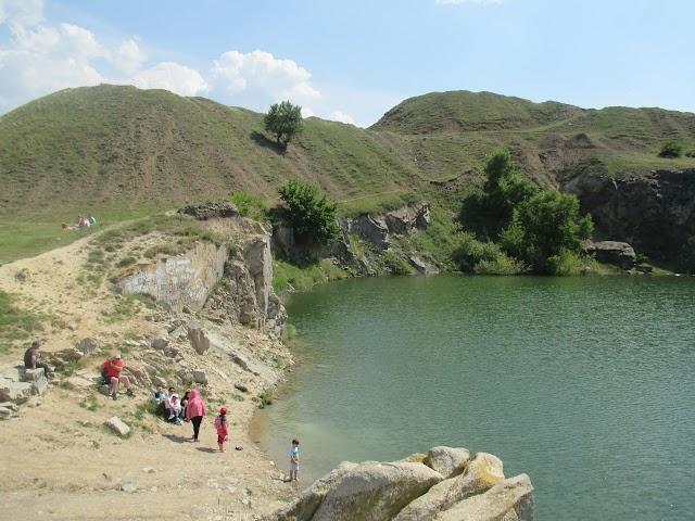 Lacul Iacobdeal
