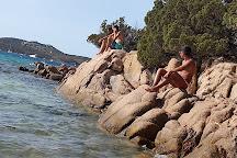 Spiaggia del Piccolo Pevero, Arzachena, Italy