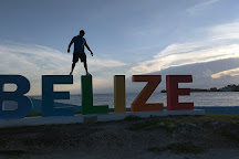 The Belize Sign Monument, Belize City, Belize