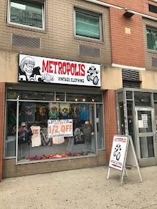 Metropolis Vintage new-york-city USA