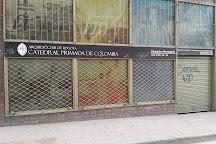 La Catedral Primada, Bogota, Colombia