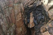 St Ninian's Cave, Whithorn, United Kingdom