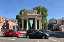Monument aux Combattants de la Haute-Garonne, Toulouse, France