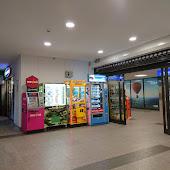 Станция  станции  Vilnius Seiny