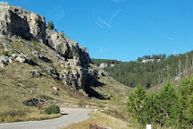 Hell Canyon Trail, Custer, United States