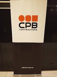 CPB Contractors melbourne Australia